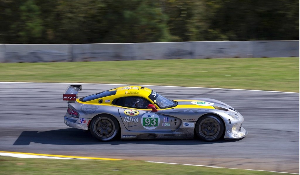 SRT to Make Le Mans Debut With 2013 SRT Viper GTS-R This Year