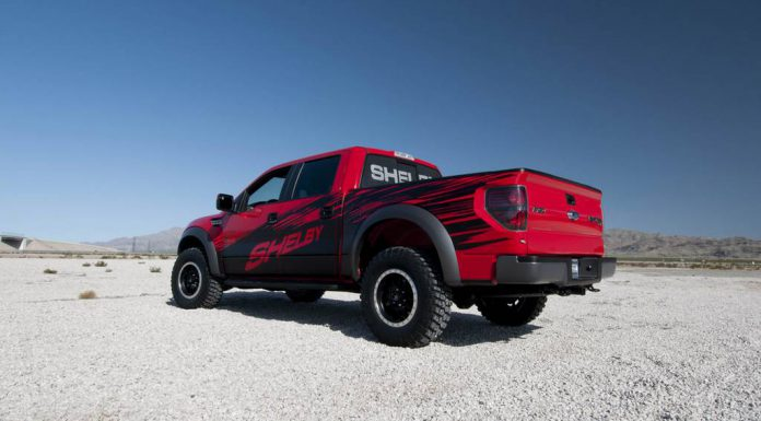 Official: 2013 Shelby Raptor