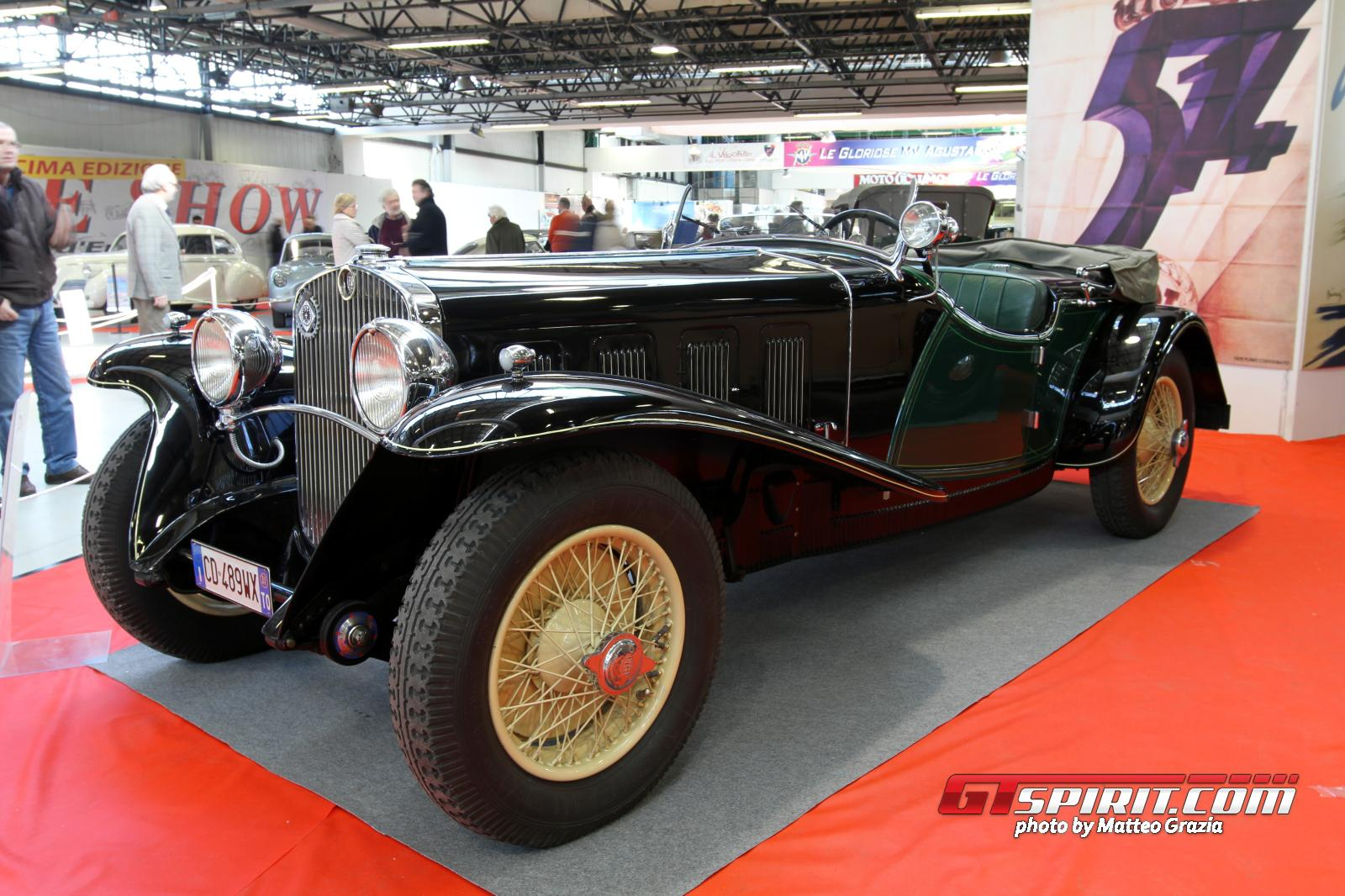 Gallery: Old Time Show 2013 in Emilia Romagna Italy - GTspirit