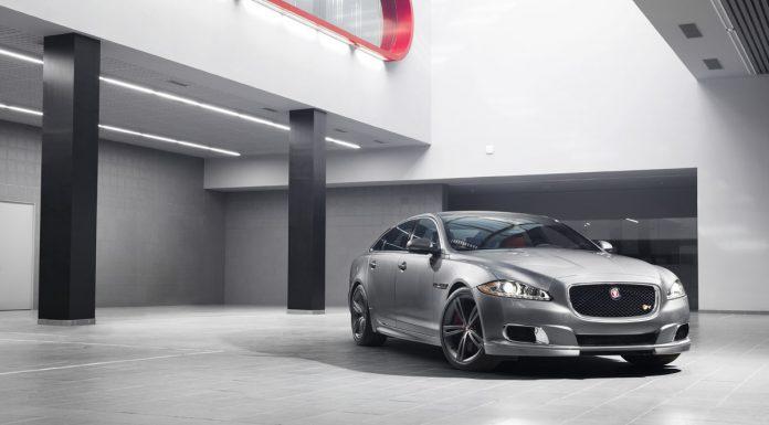 Jaguar XJR Leaked