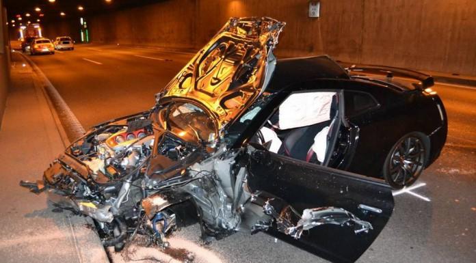19-Year-Old Dies in Nissan GT-R Crash