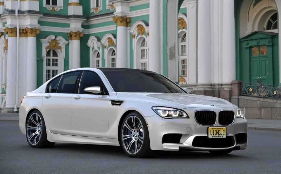 Render: BMW M7 Imagined by Auto Projeções