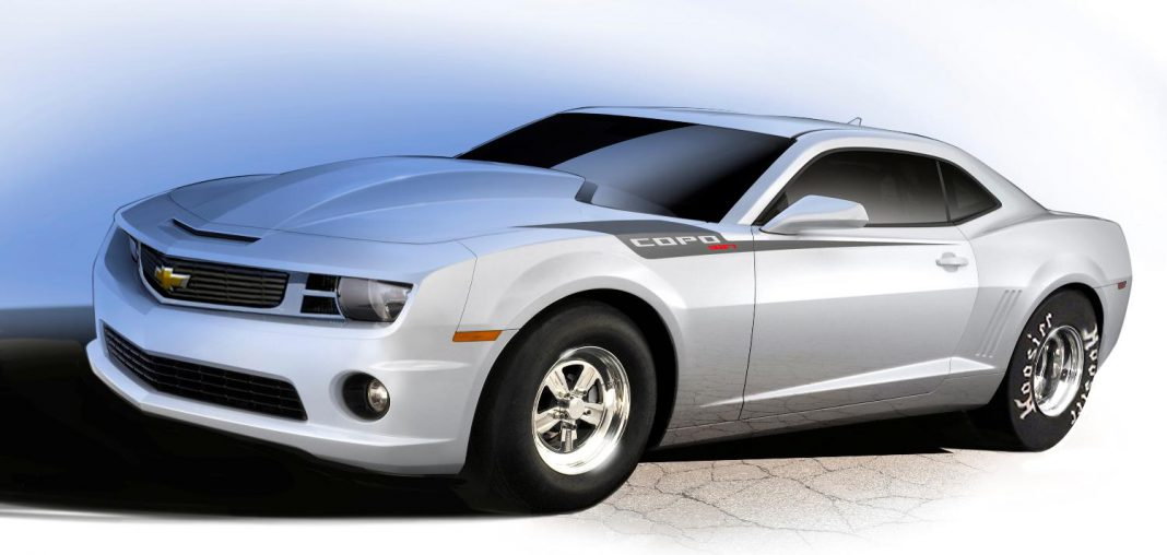2013 COPO Camaro Limited to 69 Selected Customers
