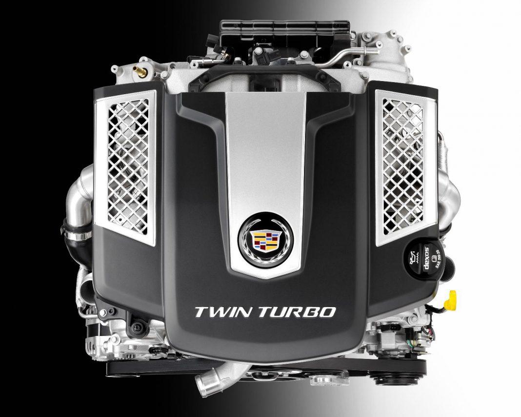 Cadillac Debuts Twin Turbo V6