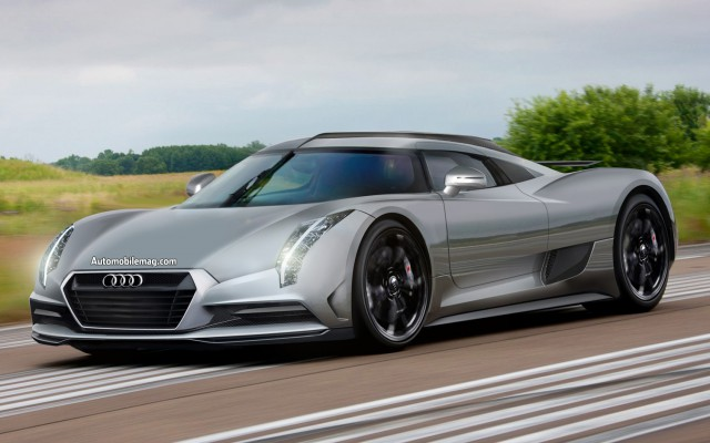Audi R10 Hypercar in Product Evaluation Stage