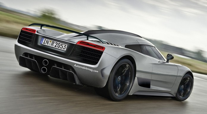 Wolfgang Durheimer Says Audi Hypercar is Still Possible
