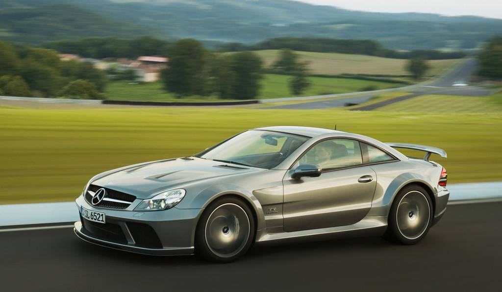 Mercedes AMG V12 Engines to Survive for 5-6 Years