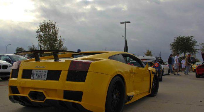 Overkill: Widebody Lamborghini Gallardo by Jotech Motorsports