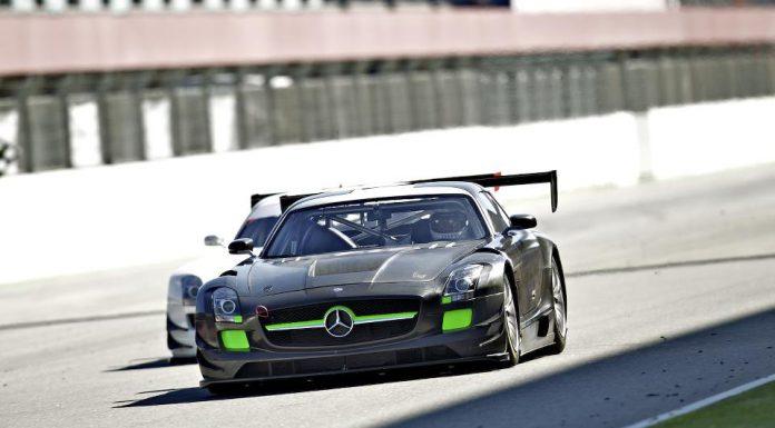 Mercedes-Benz SLS AMG GT3 Making Debut at Pirelli World Challenge