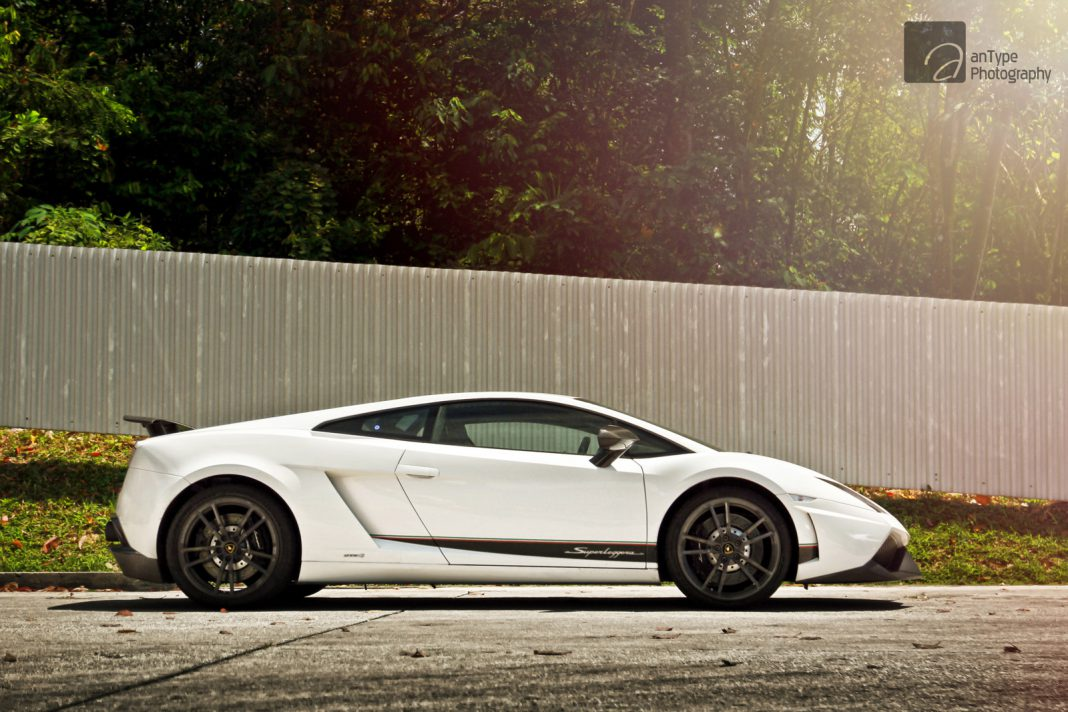 Photo Of The Day: Lamborghini Gallardo LP570-4 Superleggera