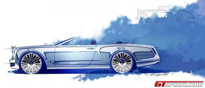 Bentley Still Undecided on how to Expand Mulsanne Line-up