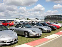 Silverstone to Host Parade of 911 Porsche 911s