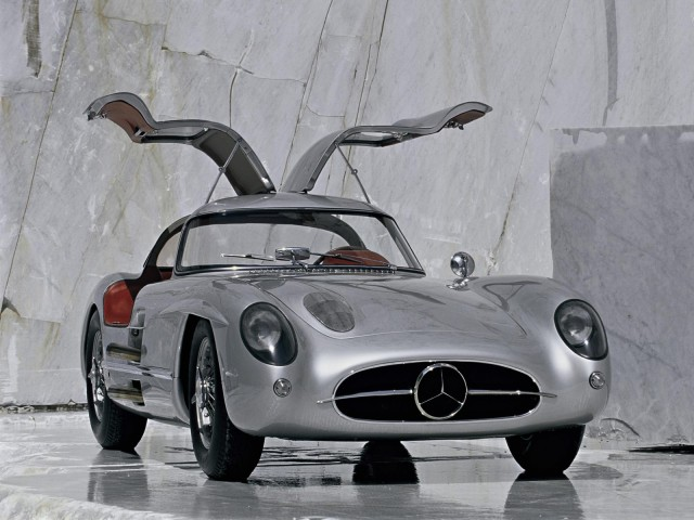1955 Mercedes-Benz SLR Uhlenhaut Coupe