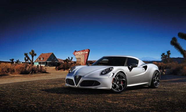 Alfa Romeo 4C Launch Edition Limited to 1000 Units