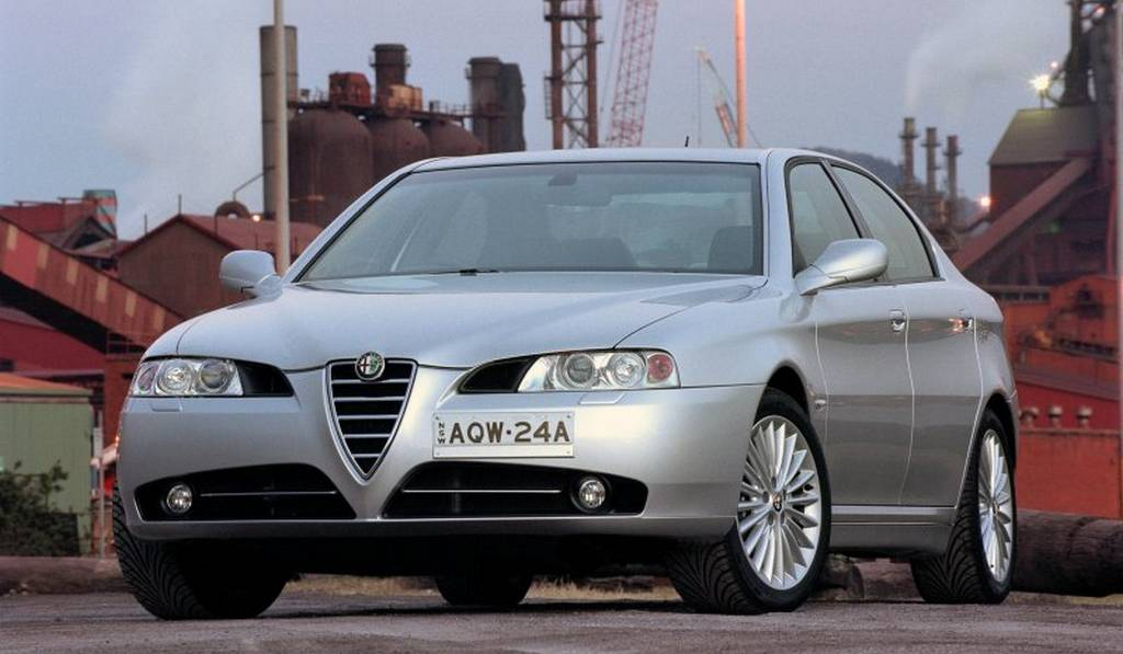 Report: Alfa Romeo to Produce E-Class and 5-Series Rival