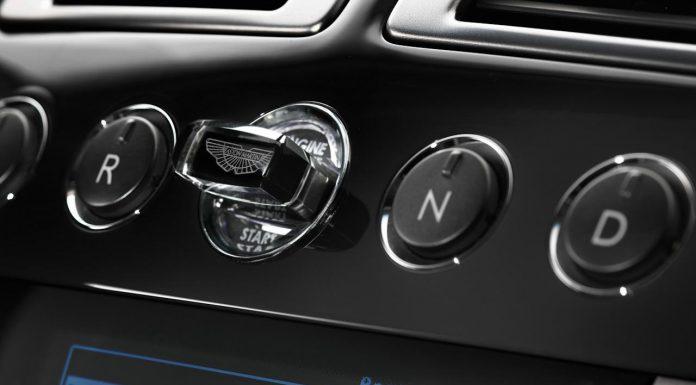 Aston Martin Gearbox