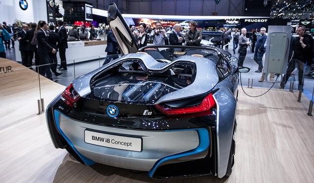 Gallery: BMW at Geneva Motor Show 2013 by Murphy Photography