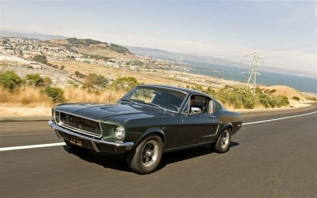 1968 Ford Mustang Bullitt Headed for Silverstone Auctions