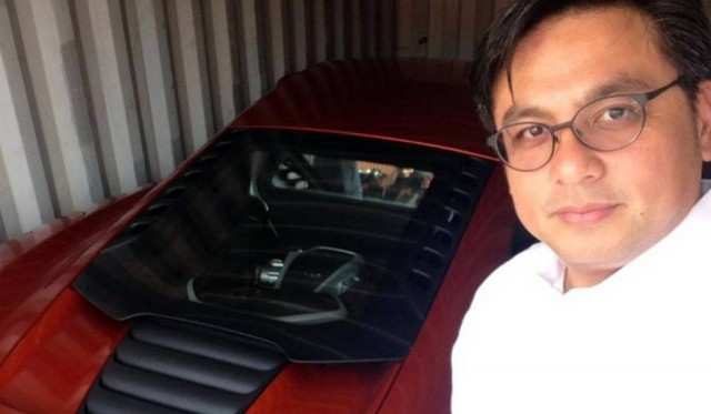 Illegally Imported McLaren MP4-12C Seized in Philippines