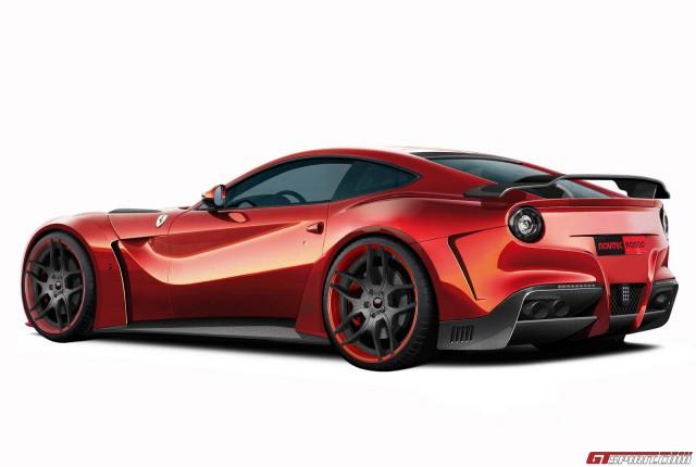 Novitec Rosso F12 N-LARGO Rear
