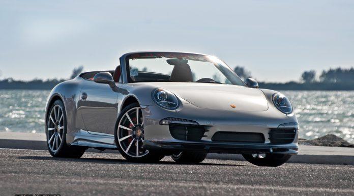 Gallery: Vorsteiner Porsche 911 Carrera S Cabriolet by Peter Tromboni