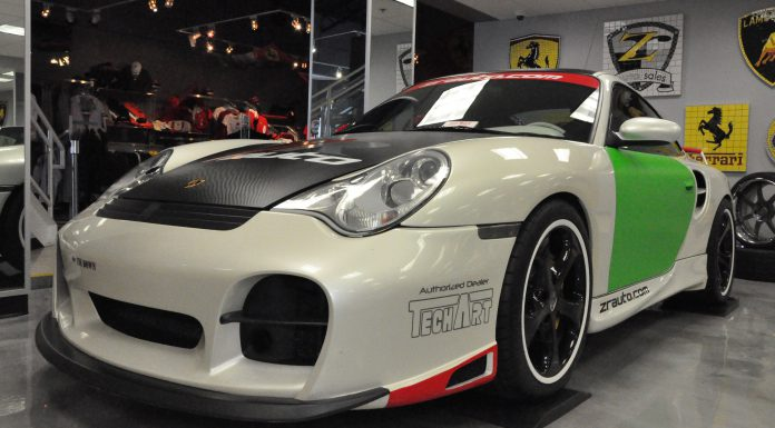 Porsche Techart Turbo