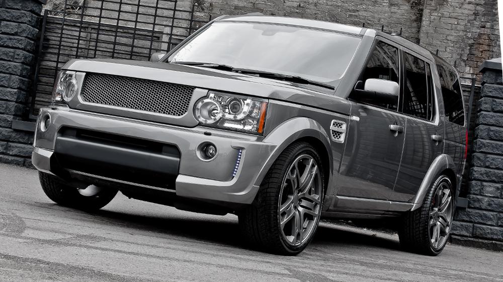 Kahn Design Land Rover Discovery 3