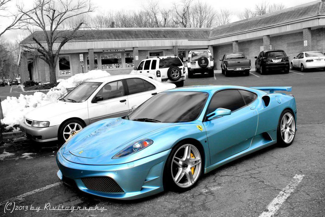2009 Novitec Ferrari F430 Owned by LA Lakers Andrew Bynum