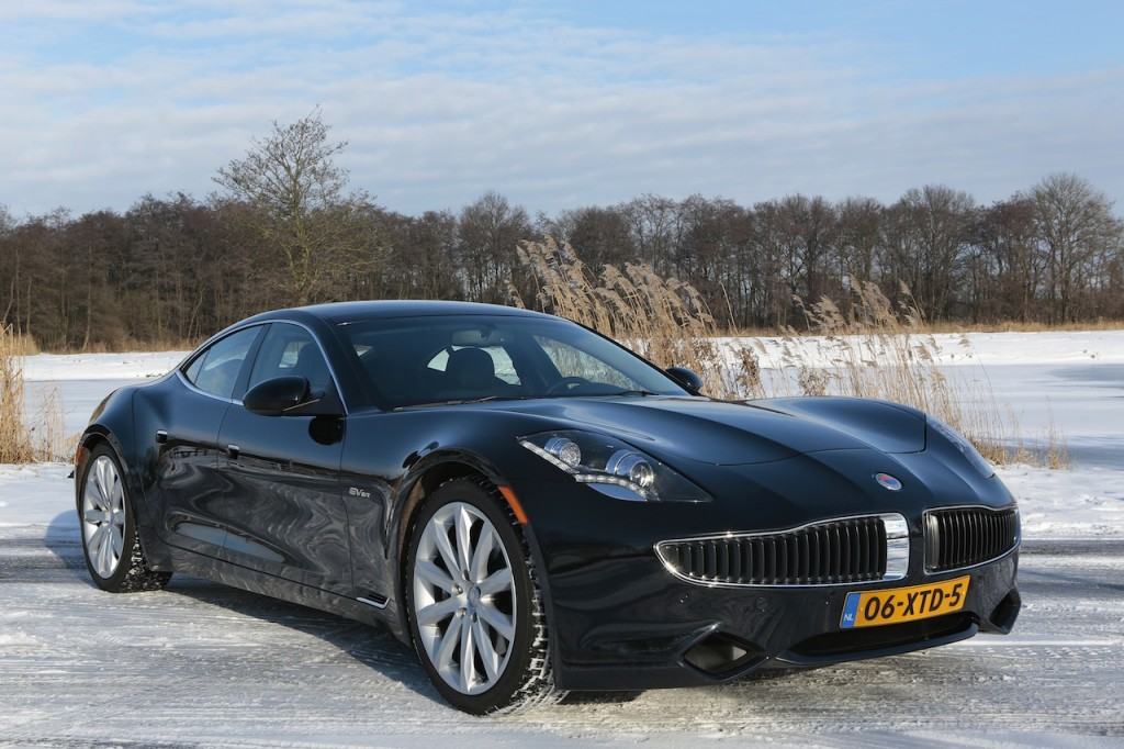 Fisker's Future Hanging by a Thread With Bankruptcy Imminent