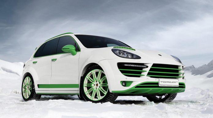 TopCar Vantage 2 Green Horse Special Edition
