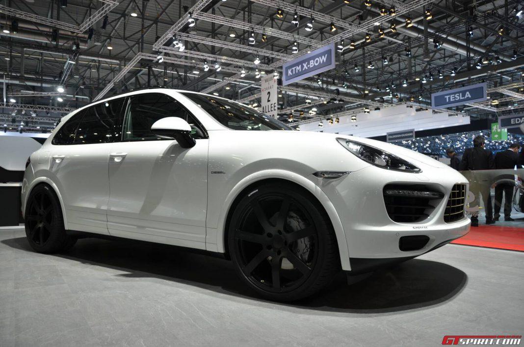 Sportec Cayenne Diesel S