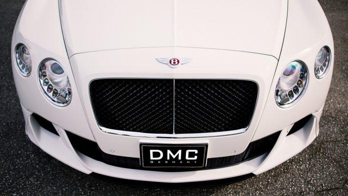 "DMC Teases Bentley Continental GTC ""Duro"""