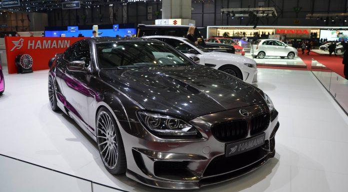 Hamann Mirr6r BMW M6