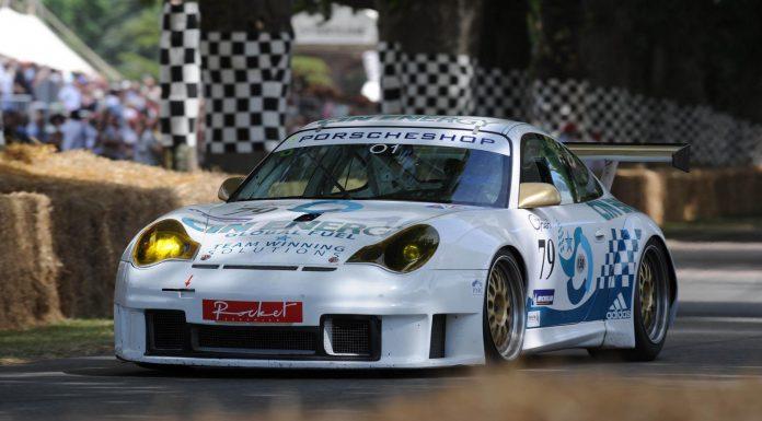 Porsche Reveals Plans for Goodwood Festival of Speed 2013