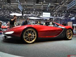 Pininfarina Sergio Concept Likely for Limited Production run