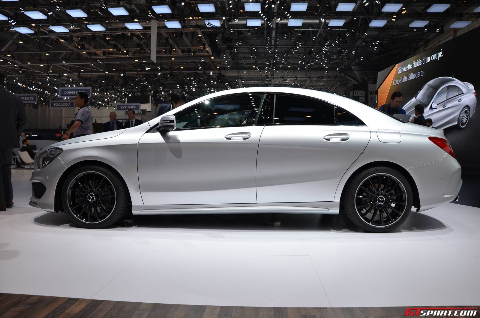 All Types 2013 mercedes cla : Geneva 2013: Mercedes-Benz CLA-Class Edition 1 - GTspirit