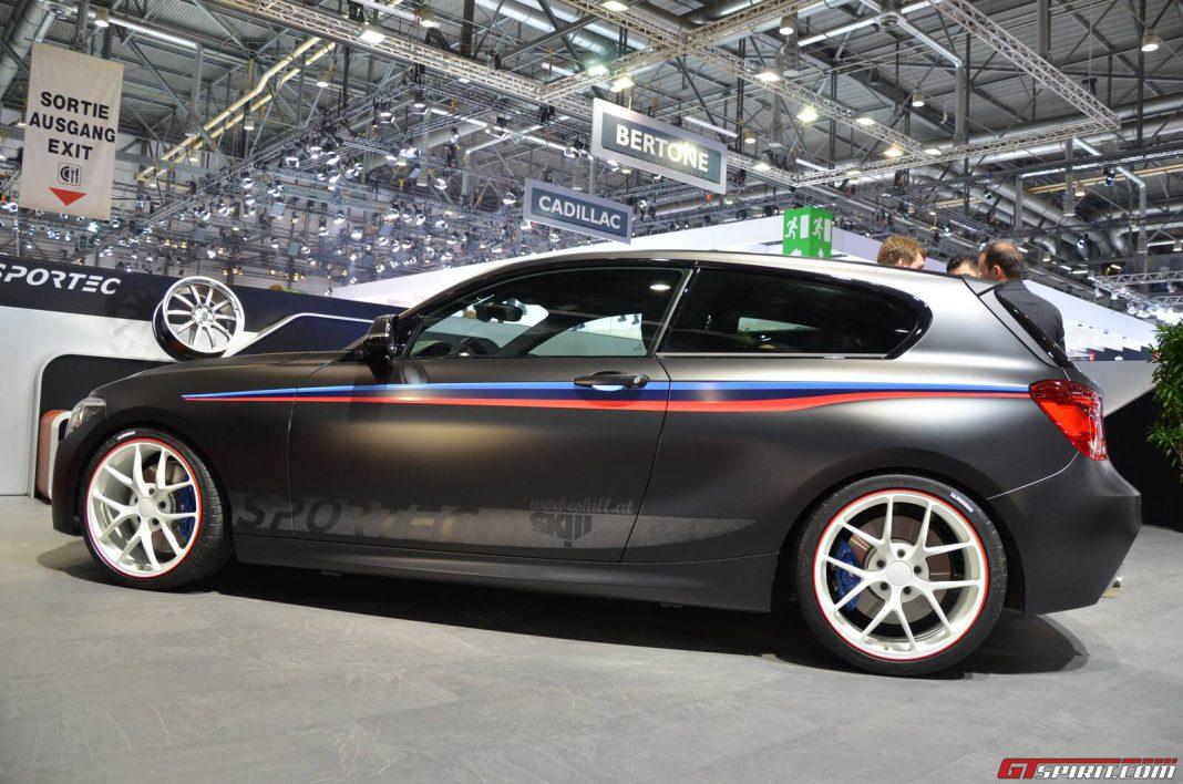 BMW 135iM by Sportec