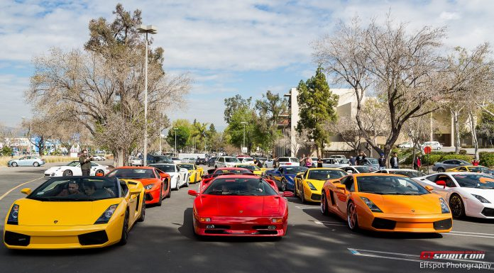 40 Lamborghini Run by Effspot Photography