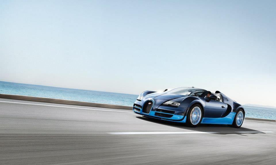 Bugatti Explains La Vie en Bleu