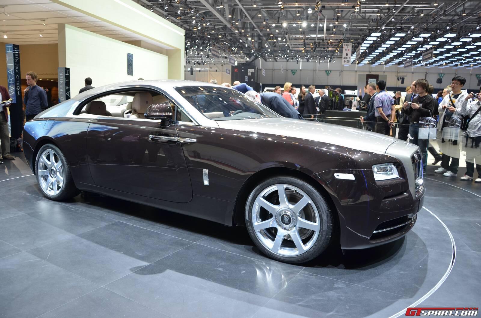 Rolls Royce Wraith 2013 For Sale Rolls-royce Wraith