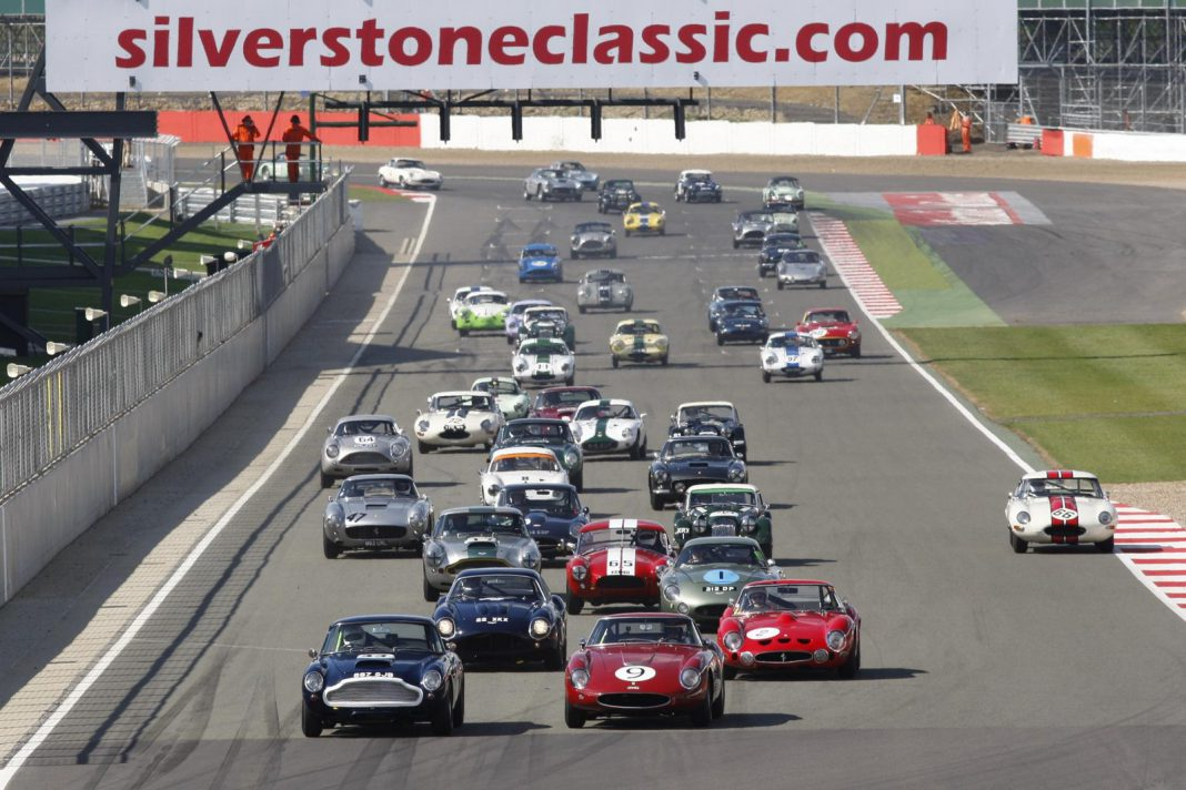 100 Aston Martins to Parade at 2013 Silverstone Classics