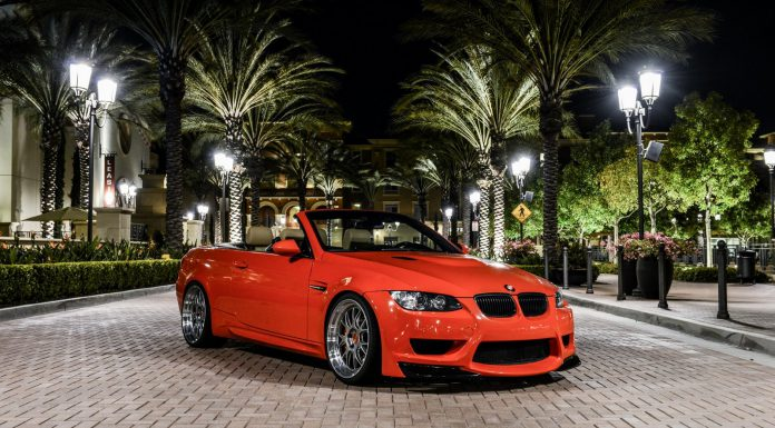 Joey's BMW E93 M3 by The R's Tuning
