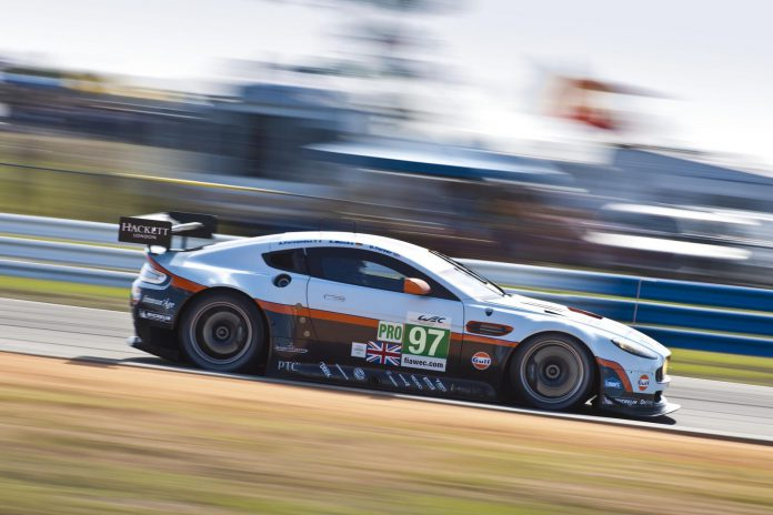 Fifth Aston Martin Vantage GTE Confirmed for 24 Hours Le Mans
