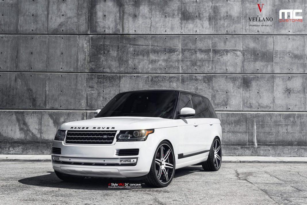 Vellano Wheels Range Rover