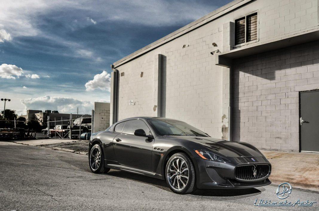 Maserati GranTurismo MC by Ultimate Auto