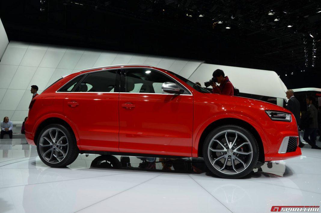 Audi Q3RS