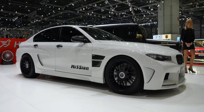 Hamann BMW M5 Mi5Sion