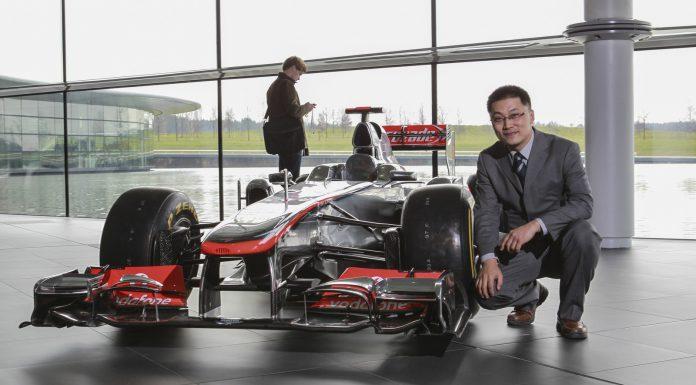 McLaren Automotive and AkzoNobel Partnership