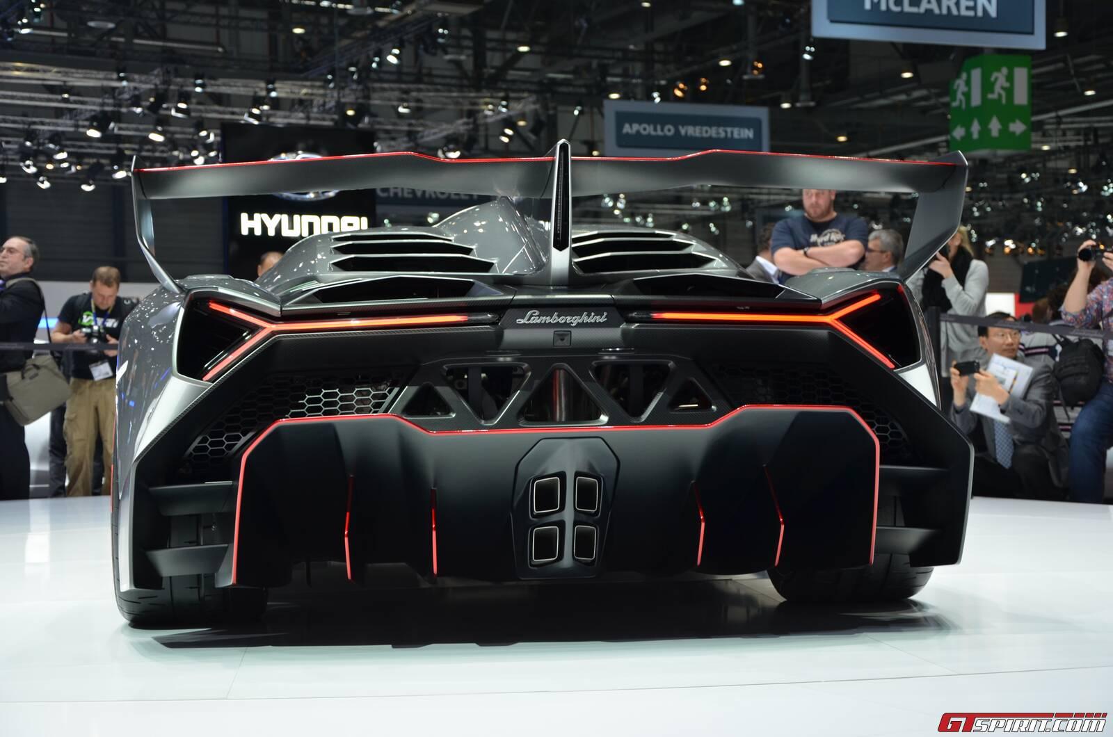 New Lamborghini Veneno 5