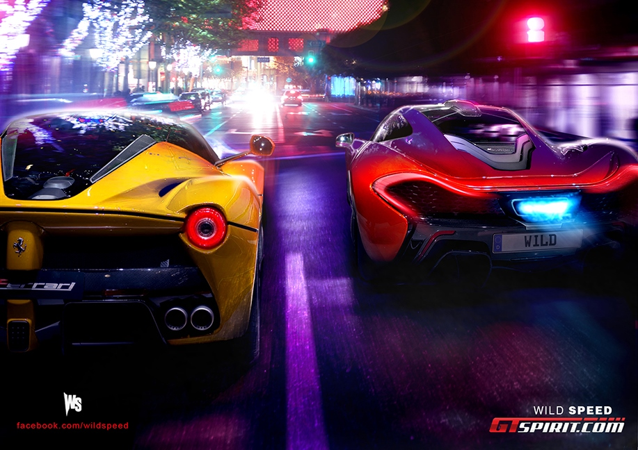 Opinion Poll: McLaren P1 or Ferrari LaFerrari